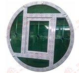 Guichet ovale normal américain de vinyle (BHP-RW04)