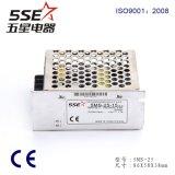 5ms-25-15セリウムのRoHSの単一の出力小型サイズ25W 1.4A 15Vの切換えの電源