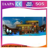 ヨーロッパ式の海賊主題の運動場の屋内演劇(QL-1108F)