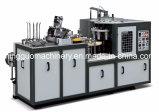 Semi-automático de vasos de papel que hace la máquina
