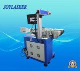 Planta de fabricación automática del diseño hábil máquina de la marca del laser de la fibra