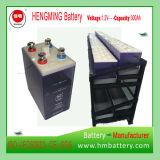 Hengming Kpm300 220V300ah Gnz300の小型のタイプニッケルカドミウム電池のKpmシリーズ(NICD電池)充電電池