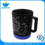 De draagbare Mok van de Koffie van het Porselein voor Gift