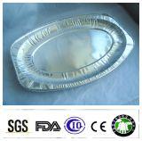 Плита алюминиевой фольги качества еды главного качества с 8011-0