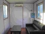 Дом дома контейнера качества одиночная красивейшая экономичная