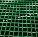 주조된 격자판 또는 섬유유리 격자판