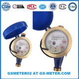 Multi Jet Dry Type Vant Wheel Pulse Transmitting Water Meter