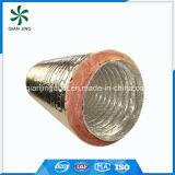 Condotto flessibile di alluminio isolato Owens Corning ininfiammabile per la HVAC