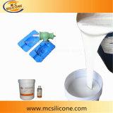 石鹸型の作成のための液体RTVのシリコーンゴム(RTV218)