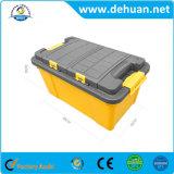 Diferentes formas y tamaños de coches cajas de almacenaje para el uso de interior y exterior