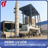 Gebildet im China-Gips-Puder, das Maschine herstellt