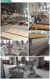 Portello di legno di rossoreare moderno della melammina per il progetto (WDP1025)
