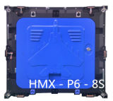 HD Outdoor LED Full Color P6 LED-display modules