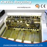 Plastik, der Maschinerie-einzelne Welle verwendete Plastikflaschen-Reißwolf-Maschine aufbereitet