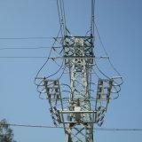 torre do aço da energia eléctrica de 10kv- 1000kv