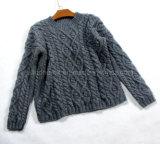 De douane Om het even welke Nieuwe Stijl Van uitstekende kwaliteit van het Ontwerp breit Sweater Cardign met de hand
