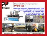 Máquina de termoformagem de tampa de tigela de plástico