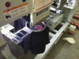4 다중 스레드 Wy1204c를 가진 맨 위 모자와 t-셔츠 자수 기계