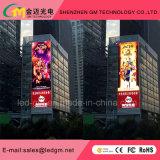Напольный экран дисплея полного цвета СИД DIP P20 для рекламировать