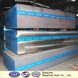 HSSD 718 / AISI P20 / NBR 1,2378 buena soldadura Rendimiento plasitic molde de acero