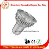 luz do ponto do diodo emissor de luz de 5W E27/E26/MR16/GU10