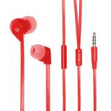 Earbuds de venda quente colorido com Mic (OG-EP6502)