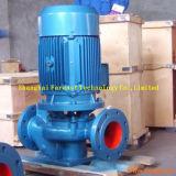 Type/canalisation verticale et horizontale d'incendie/eau/pompe de gavage à plusieurs étages acier inoxydable