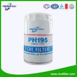 Peças de automóvel Girar-no filtro de petróleo pH195