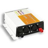 600W с DC решетки к AC с инвертором силы волны синуса USB доработанным 5V для домашней пользы