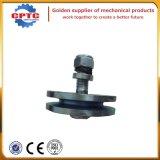 Material del alzamiento de la construcción de la alta calidad y rodillo del alzamiento del pasajero