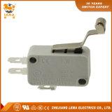Переключатель Micro VDE UL Ce CCC переключателя рукоятки ролика Lema Kw7-23 чувствительный микро-