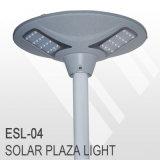 Réverbère solaire de la vente DEL tout dans une lumière carrée avec le constructeur de Pôle