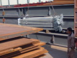 Construção de aço útil de Galvinised para o parque de estacionamento