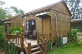 목제 곡물 집 Prefabricated 집 조립식 가옥 집