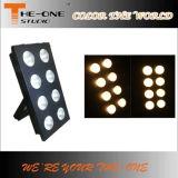 8PCS*100W luz profesional de la audiencia de la anteojera de la MAZORCA LED
