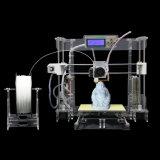 Große Drucker-Maschine des Anet-3D Bau-Größen-Tischplatten3d Drucker-3D für Nahrungsmittelhäuser