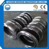 最上質X46cr13ステンレス鋼の供給の餌の製造所のリングはローラー停止し、
