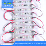Alto módulo a todo color del brillo 0.72W 60lm RGB SMD 5050 LED