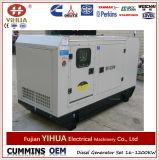 De nieuwe Ontworpen Diesel van Foton Isuzu Reeksen van de Generator met het Type van Luifel