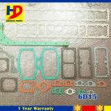 三菱ディーゼル機関の完全な分解検査のガスケットキット6D15のために使用される