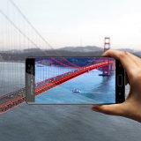 Protezione chiara Anti-Blu dello schermo personalizzata commercio all'ingrosso di vetro Tempered dell'imballaggio di carta per Huawei