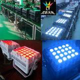 DJのディスコDMXの段階20X15Wのための屋外LEDの同価ライト
