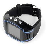 Mini-GPS-Armbanduhr GPS101 für den Ältesten/die Kinder, Doppelmethode Communciate schützen Taste der Eigentum-Sicherheits-PAS für Emergency Hilfe