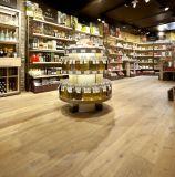 Revêtement de sol en bois reconstitué en chêne naturel et par placage
