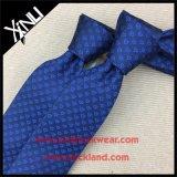Legami tessuti abitudine di seta perfetta Handmade del nodo di 100%