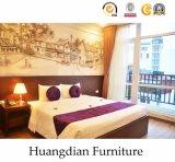 Moderne Art-Hotel-Bett-Raum-Möbel (HD202)