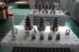 Trasformatore a bagno d'olio di corrente elettrica di 3 fasi