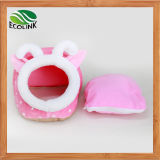 Cute Small Animal Pet Rabbit Hamster House Cama Rato Inverno Hanging Cage Cage Short Plush Nest