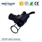 Varredor fracionário médico exato elevado do galvanômetro Js1505 para a máquina da beleza