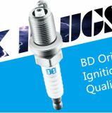 Bougie d'allumage d'iridium du BD Baudo 7709 enflammant continuellement le pouvoir